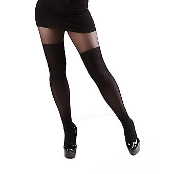 Miss Naughty Over The Knee Tights - Hosiery Outlet