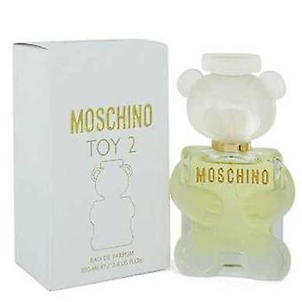 Moschino Toy 2 av Moschino Eau de Parfum Spray 3,4 oz (kvinnor) V728-547057