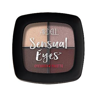 Ardell Beauty High Pigmented 4 Shade Sensual Eyeshadow Palette - Love Lust