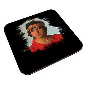 TV Times David Essex Bandana Portrait Coaster