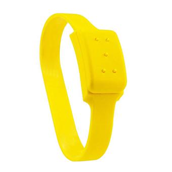 Citronella, Bracelet against Mosquitoes - Yellow