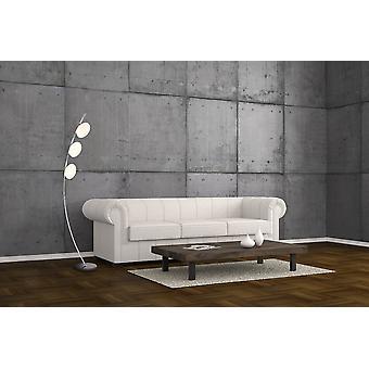THE PRATO Floor Lamp Chrome finish G9 - LED Light