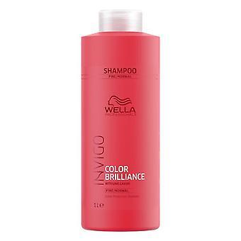 Wella beleben Brillanz Shampoo fein 1000ml