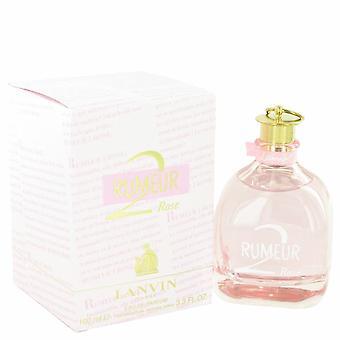 Rumeur 2 rose eau de parfum spray by lanvin 457817 100 ml