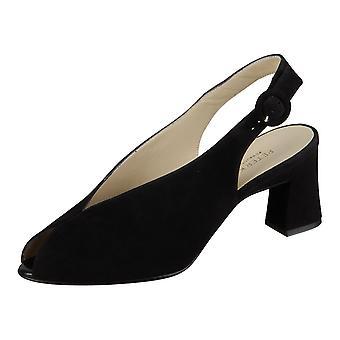 Peter Kaiser Veronique 85313240 ellegant verão sapatos femininos