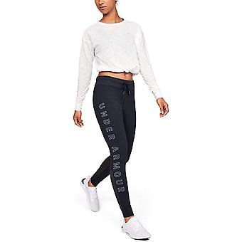 Under Armour Favorite Jogger, Black//Onyx White, Small, Black, Size Small