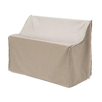 Stone Waterproof 2 Seater Bench Cover Tuinmeubilair Heavy Duty PU Outdoor