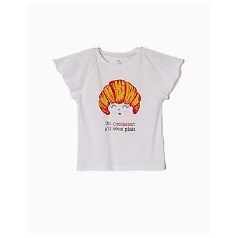 Zippy T-shirt Croissant