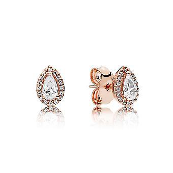 PANDORA Rose rayonnante Teardrops Stud Earrings