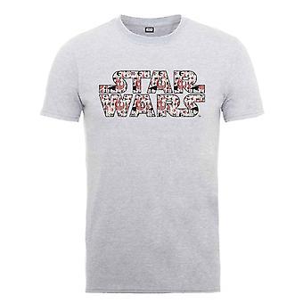 الاطفال الرسمية حرب النجوم تي قميص المارقة واحد الأخيار نمط شعار الفيلم رمادي جديد