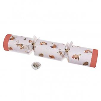 Wrendale Designs Set of 6 Christmas Crackers | Handpicked Gifts