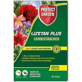 SBM Protect Garden Lizetan® Plus Combis, 40 sztuk