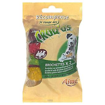 Agrobiothers Skewers  Aime (Dogs , Treats , Bones)