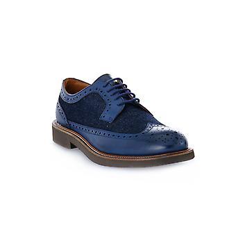 Frau siena jeans blauwe schoenen