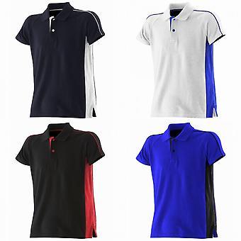 Finden & Hales Kids sport Polo T-shirt