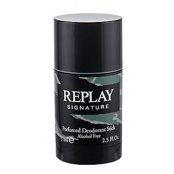 Replay Signature Deostick 75ml