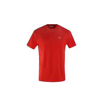 Tommy Hilfiger DM0DM061667 universale tutto l'anno t-shirt uomo