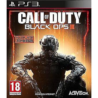Call of Duty Black Ops III PS3 Joc