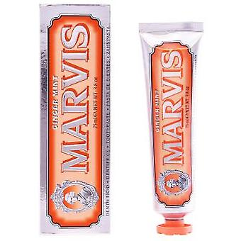 Marvis Ginger Mint Tooth Paste 75 ml