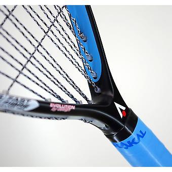 Karakal FF 150 Squash 57 Racketball Racket 100% Fast Fibre Nano gel
