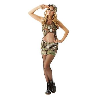 Army Annie. Size : Extra Small