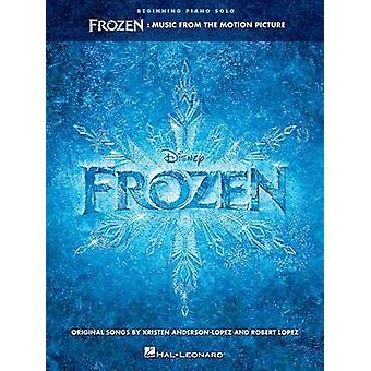 Frozen - Music from the Motion Picture Series - Beginning Piano Solo S