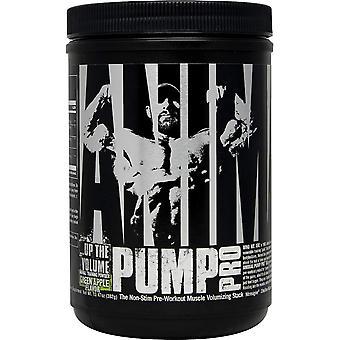 Universal Nutrition Animal Pump Pro - 20 porções - Maçã Verde