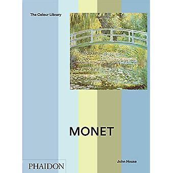 Monet (Phaidon Colour Library)