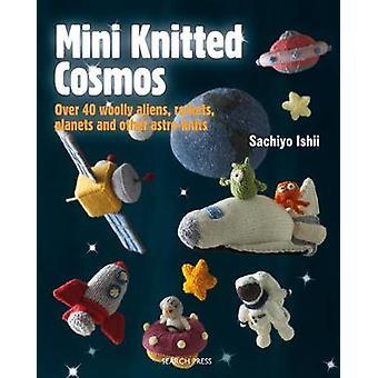 Mini Cosmos tricoté - Plus de 40 Aliens laineux - Fusées - Planètes et Ot