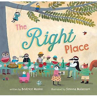 The Right Place by Beatrice Masini - 9781782859826 Book