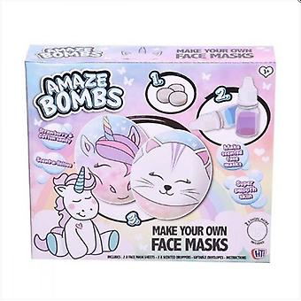 Amaze Bombs - Make Your Own Face Masks