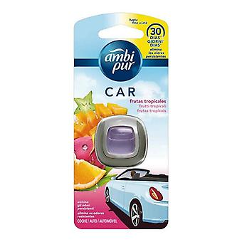 Car Air Freshener Frutti Tropicali Ambi Pur (30 D�as)