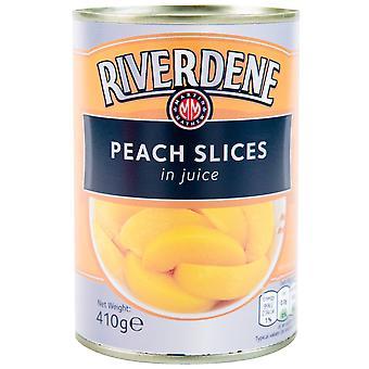 Riverdene Peach Slices in Juice