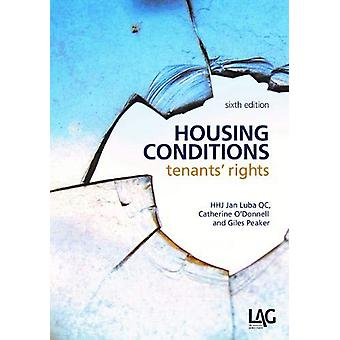 Housing Conditions - tenants' rights by Jan Luba - 9781912273423 Book