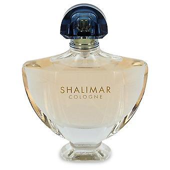 Shalimar Cologne Eau De Toilette Spray (Tester) By Guerlain 3 oz Eau De Toilette Spray