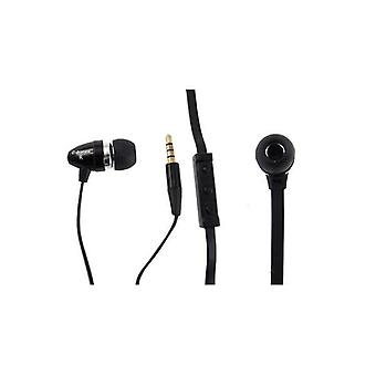 Shintaro stereo oortelefoon & microfoon platte kabel