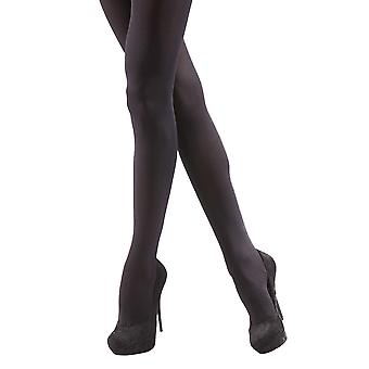 Silky Womens/Ladies Opaque 40 Denier Essential Tights (2 Pairs)