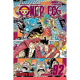 One Piece - Vol. 92 by Eiichiro Oda - 9781974710157 Book
