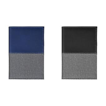 Bullet Heathered Passport Cover