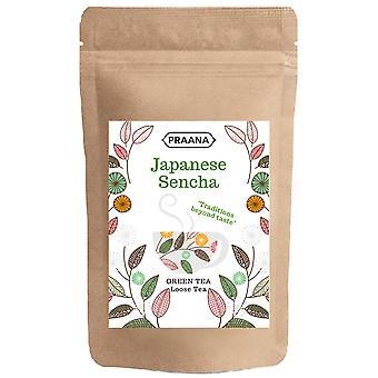 Praana Tea - Japanese Sencha Green Tea - Catering Pack 500g
