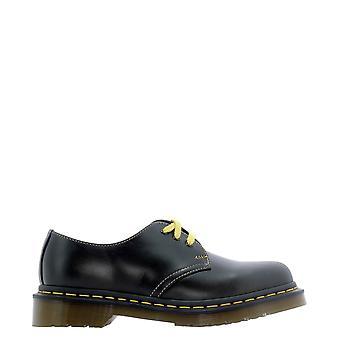 Dr. Martens Dms1461dgat26246021 Women's Black Leather Lace-up Shoes
