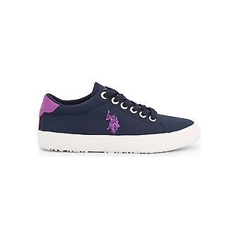U.S. Polo Assn. - Shoes - Sneakers - MAREW4262S0_CY1_DROY - Women - navy - EU 41