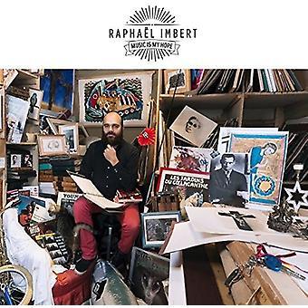 Raphael Imbert - Music Is My Hope [CD] USA import