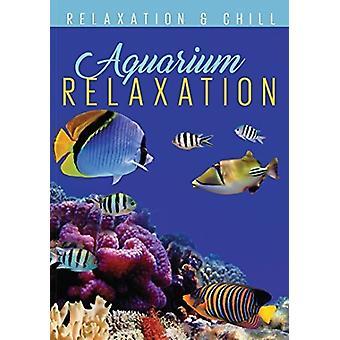Relax: Aquarium Relaxation [DVD] USA import