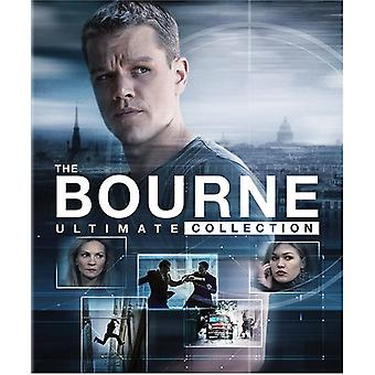 Importation de Bourne USA Ultimate Collection [Blu-ray]