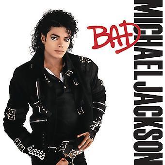 Michael Jackson - Bad [Vinyl] USA import