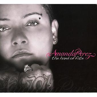 Amanda Perez - Hand of Fate [CD] USA import