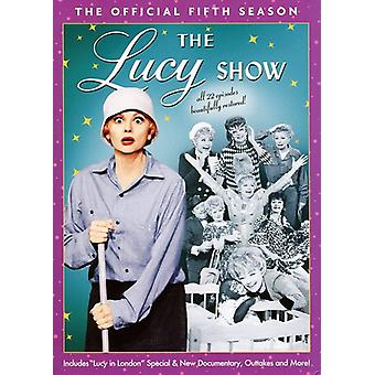 Lucy Show - Lucy Show: Official Fifth Season [DVD] USA import