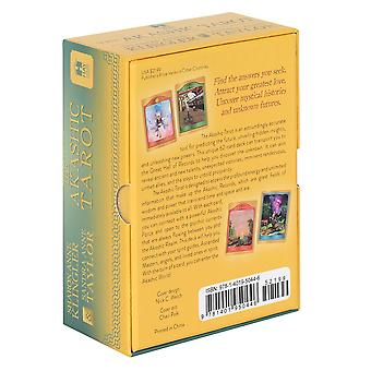 Something Different Akashic Tarot Cards Deck