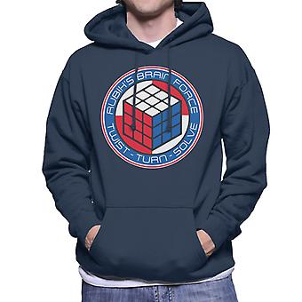 Rubikin aivot Force Miesten huppari